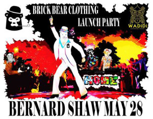 Brick Bear Launch Party